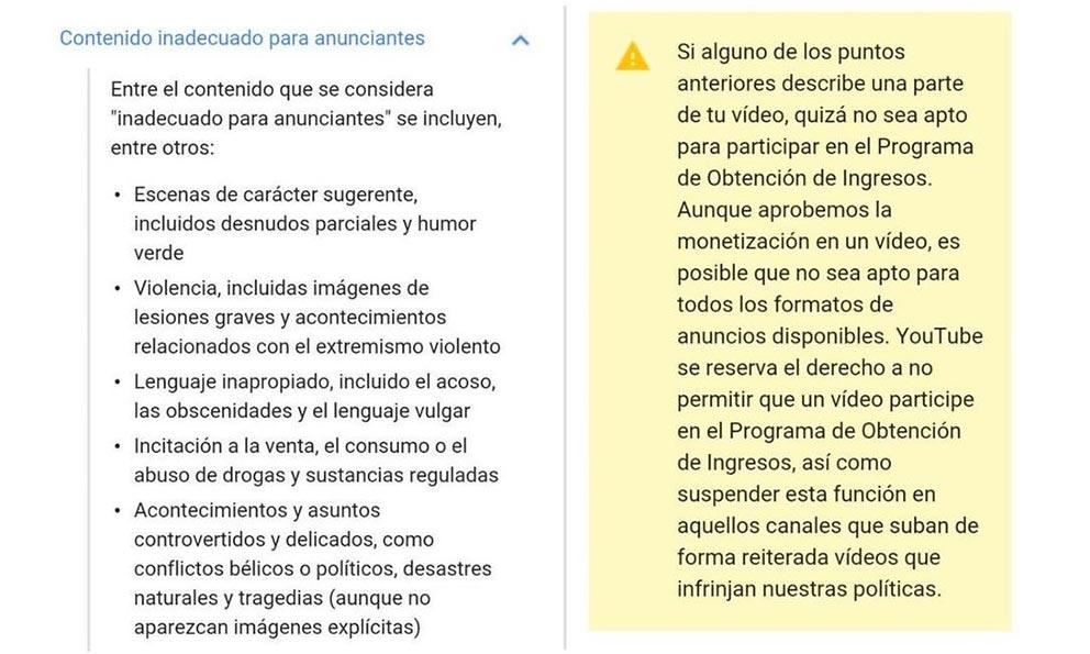 youtube-politica-normas-youtubers-elrubius-piew-de-pie-espana-eeuu-londres-adolescentes-auronplay-wismichu