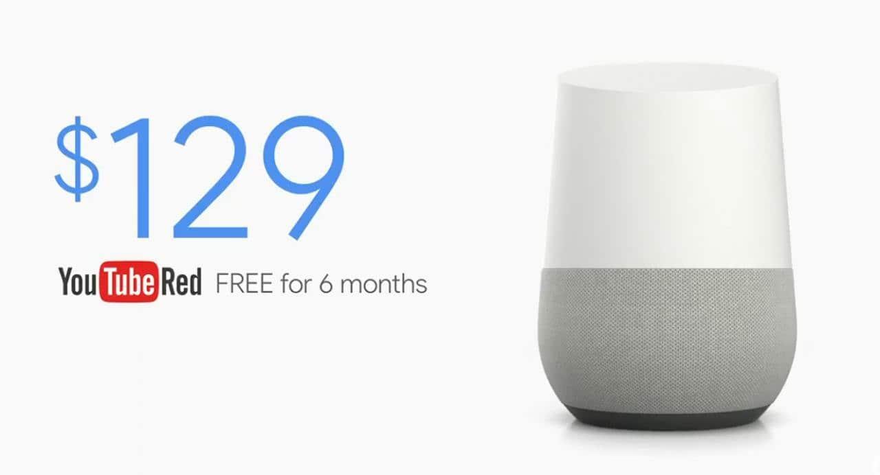 google-home-precio