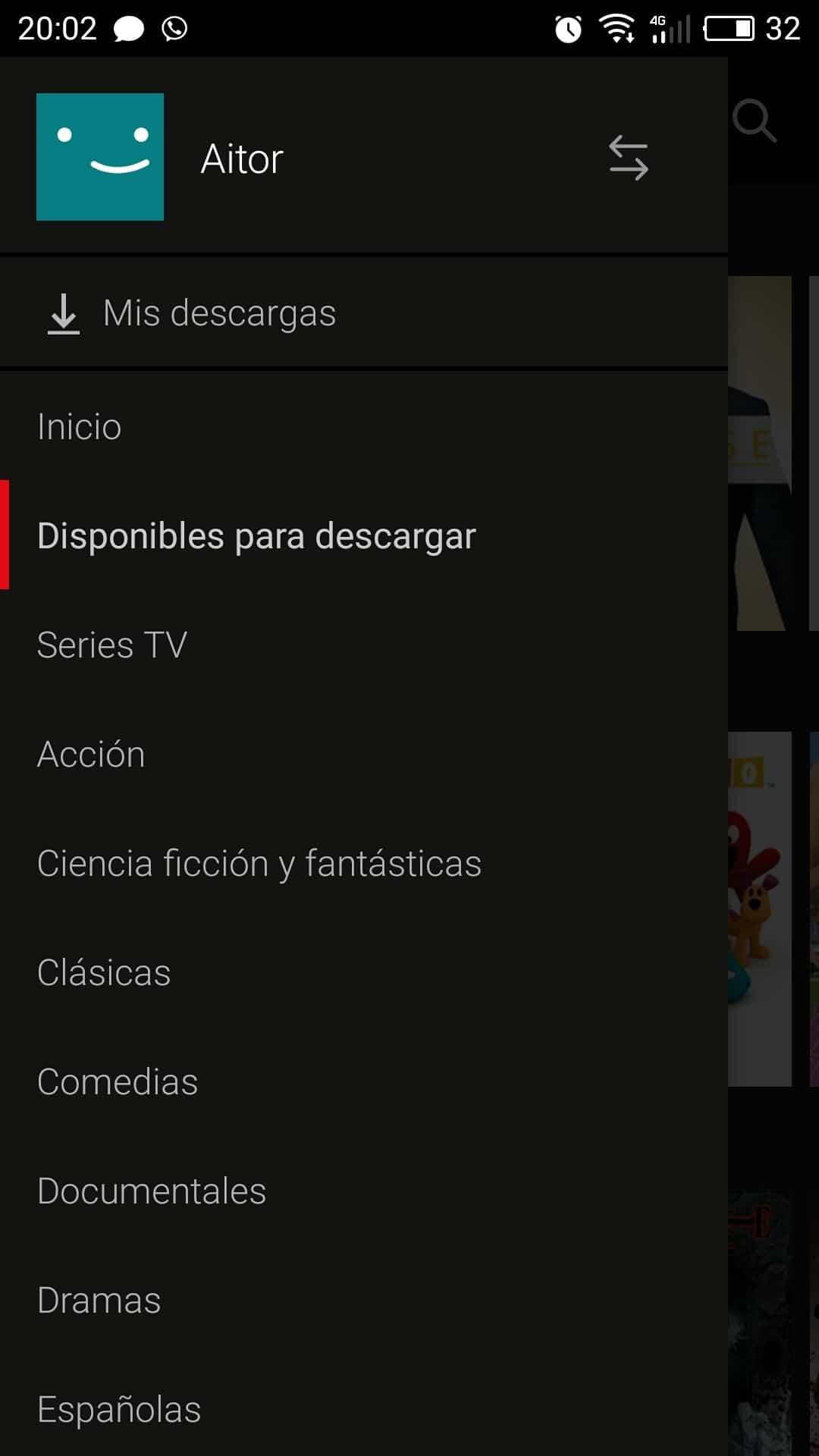 Ya puedes ver contenido sin conexión en Netflix