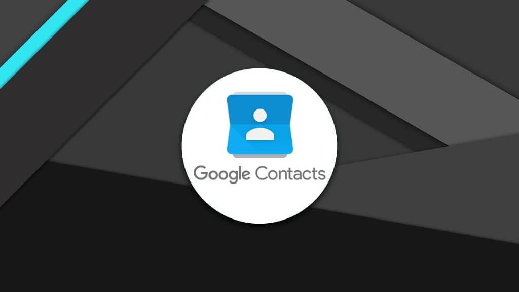 Google Contacts: trucos y consejos.