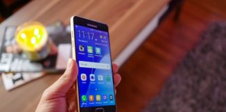 Samsung Galaxy A5 A3 2017