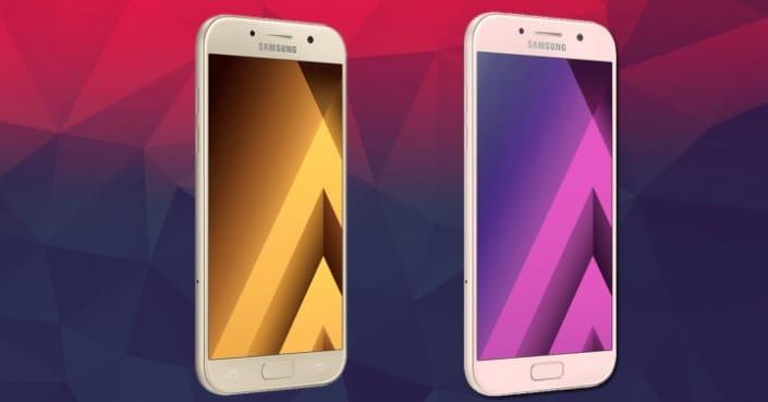 Samsung Galaxy A5 Samsung Galaxy A3