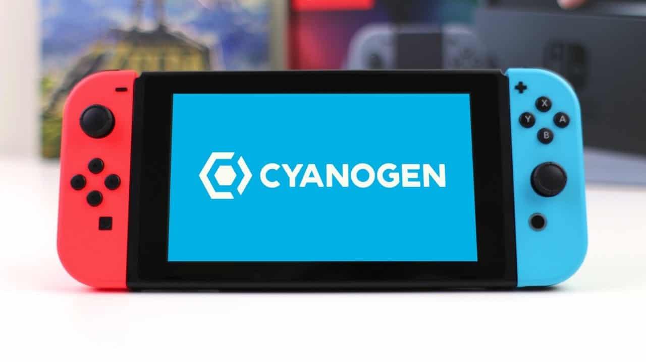 Nintendo Cyanogen