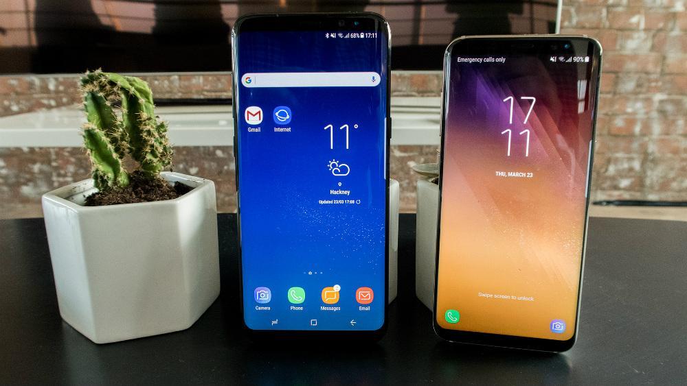 Samsung Galaxy S8 vs el resto de gamas altas