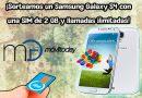 Sorteamos con FreedomPop un Samsung Galaxy S4 y una SIM
