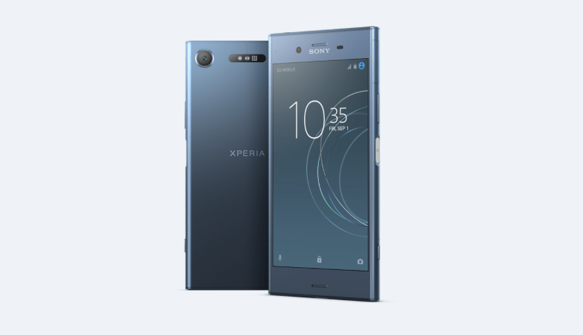 IFA Sony Xperia XZ1