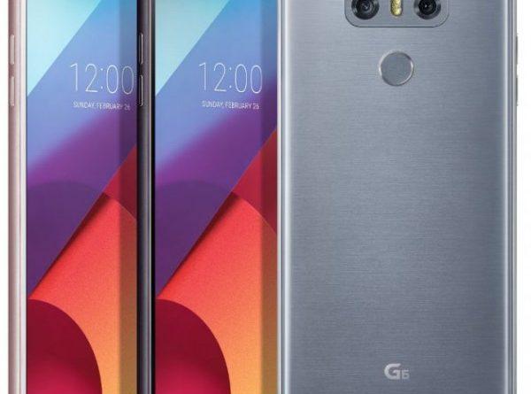 Los mejores móviles con certificación IP G6