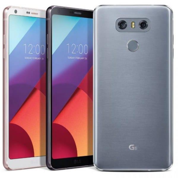 Vodafone LG G6