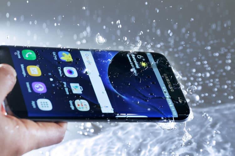 Los mejores móviles con certificación IP portda