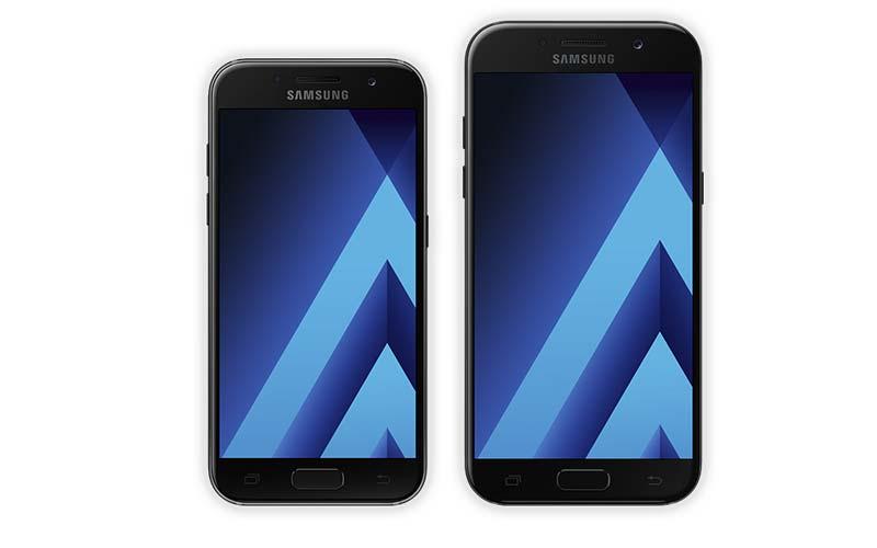 Los mejores móviles con certificación IP A3 y A5