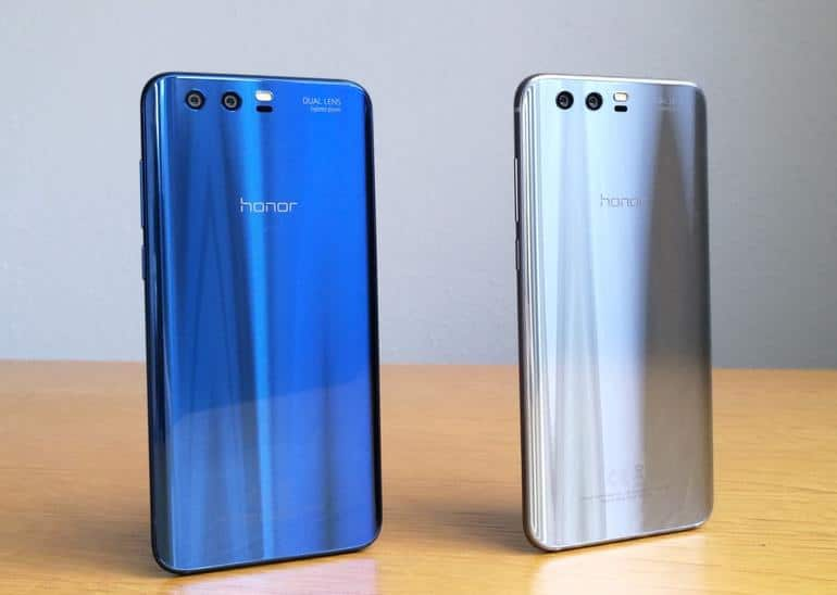 Honor 9 colores