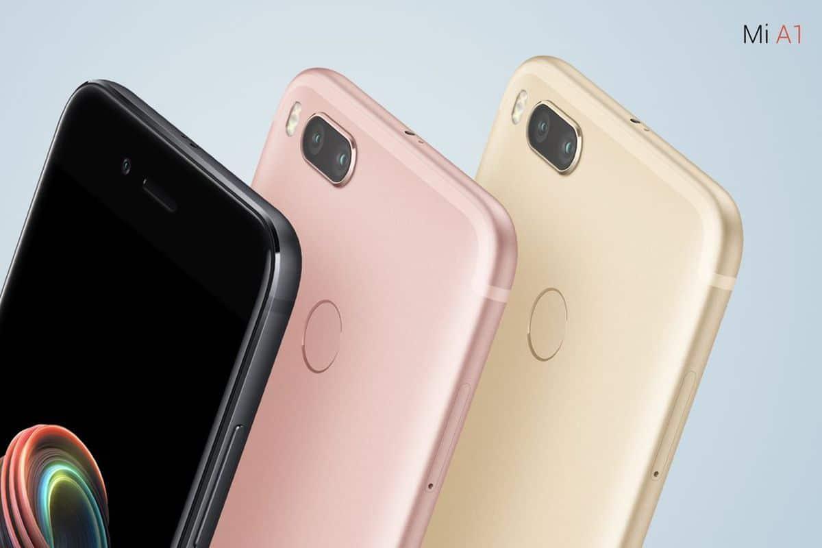Xiaomi A1 portada