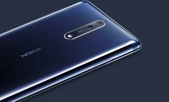 Nokia 8: primeras impresiones