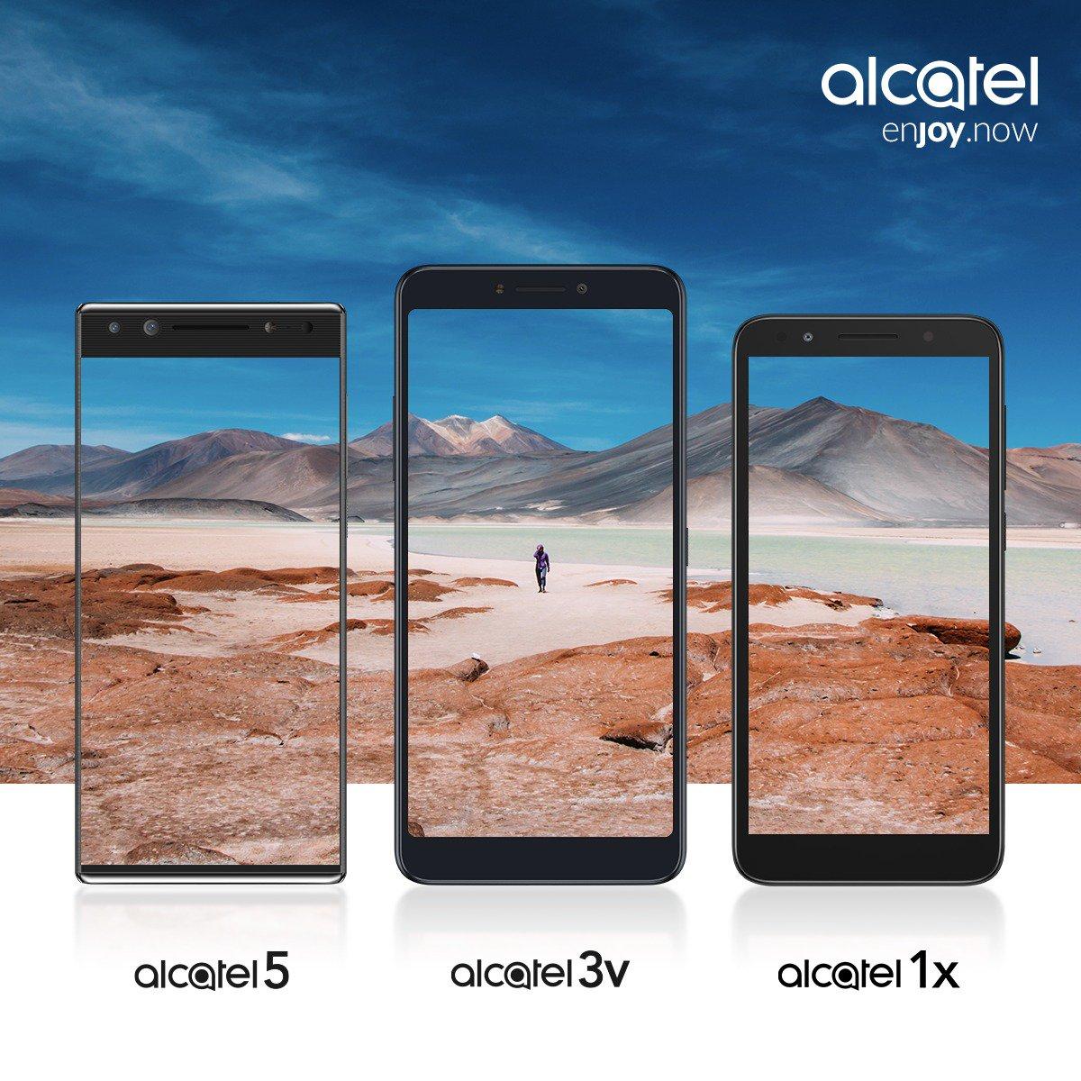 Alcatel MWC 2018