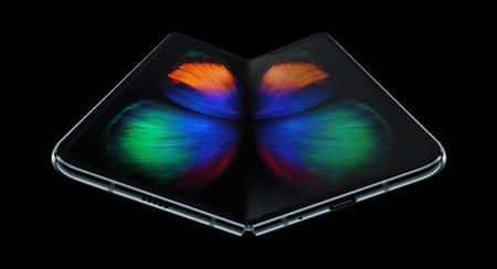 Vemos la pantalla del Galaxy Fold