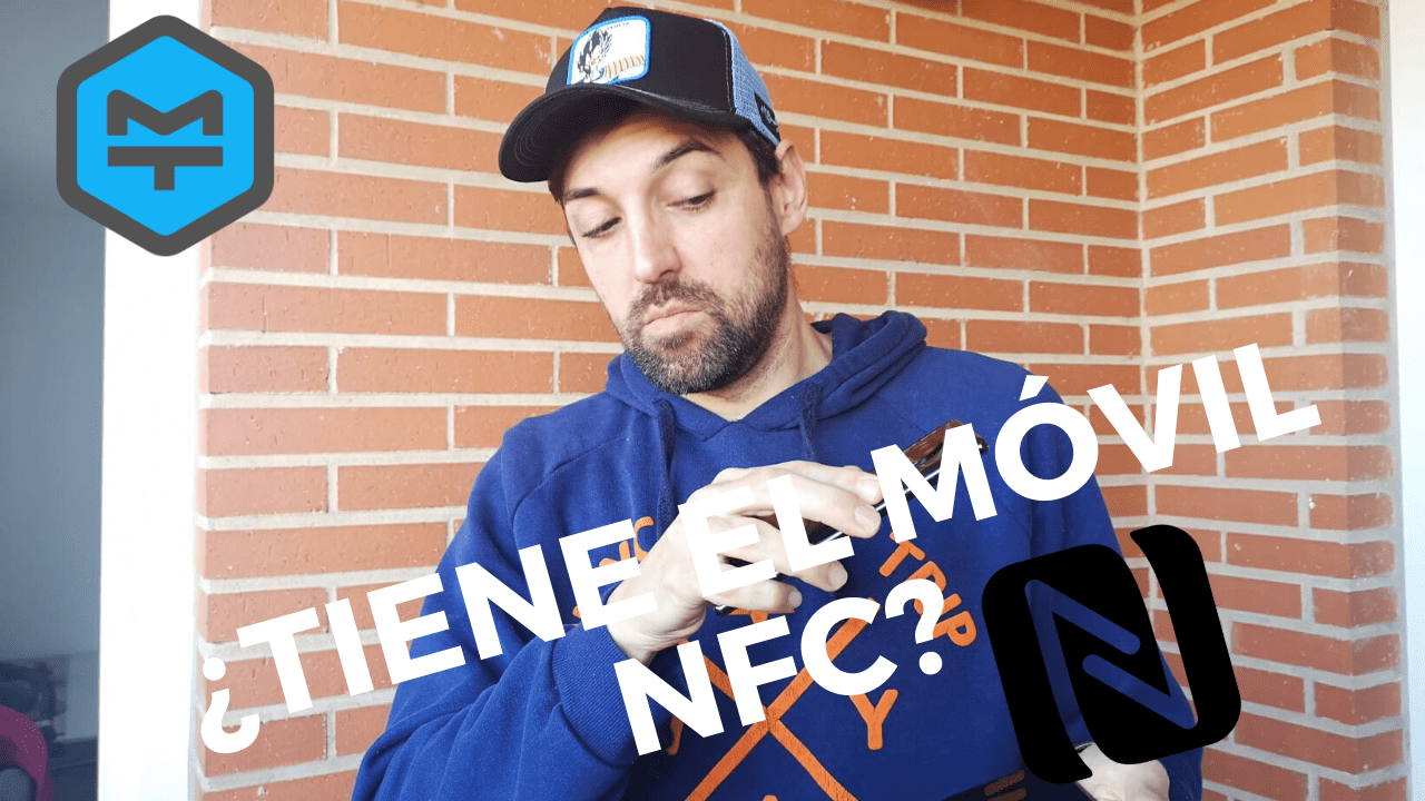 móvil tiene NFC o no