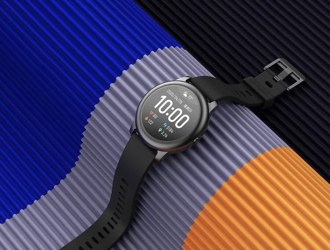 Configurar Haylou Solar, el económico smartwatch